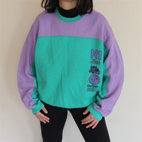 Vintage unisex 90s collection oldschool sweatshirt