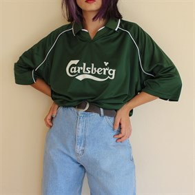 Carlsberg Vintage unisex oldschool 90s collection t-shirt