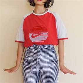 Nike vintage unisex oldschool 90s collection tshirt
