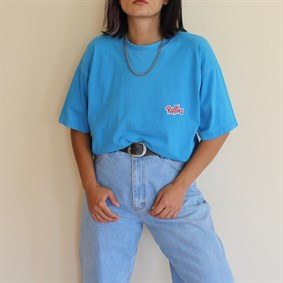 Ruffles vintage unisex oldschool 90s collection tshirt