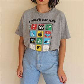 Vintage unisex 90s collection oldschool tshirt